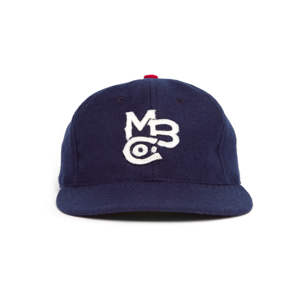 "Ebbets Fields Flannels ""MBCO"" Cap $48"