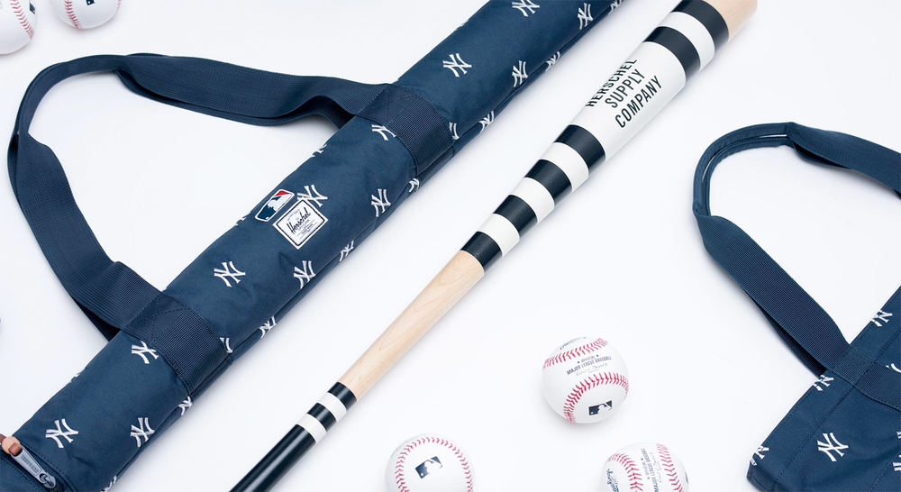 Herschel Supply Co. + MLB collaboration