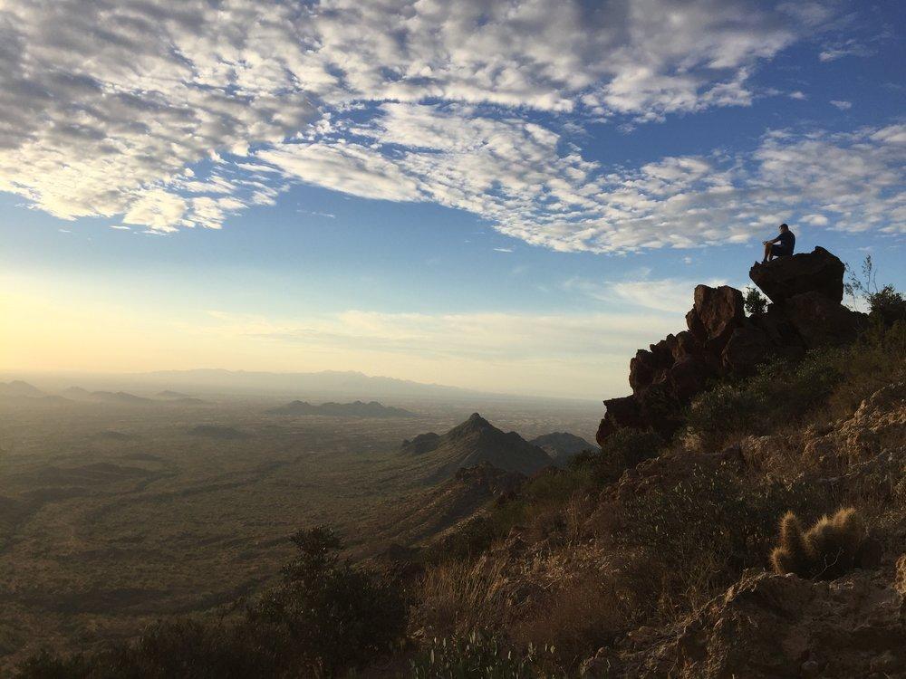 Vulture Mine Mountain, Wickenberg Arizona