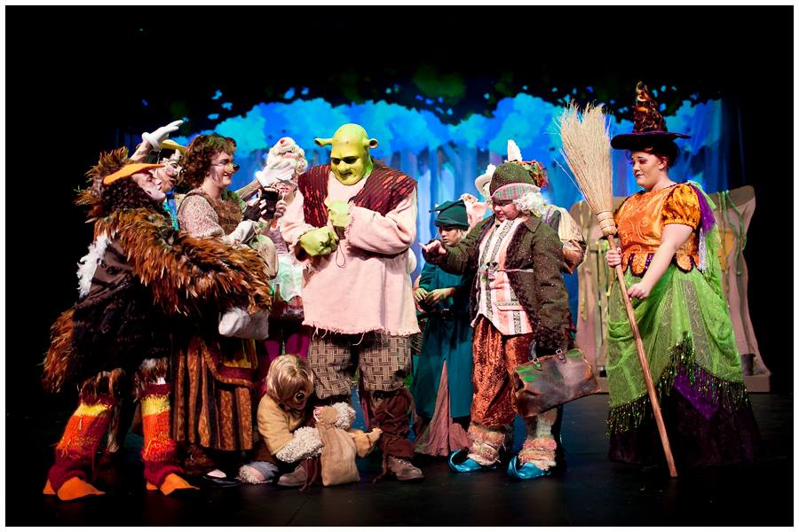 Shrek the Musical, Fall 2014 Photo Credit: Chriselda Reyes