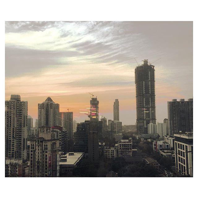 LA or Doha or Mumbai or Bangalore... Or Doha or LA? Where am I?