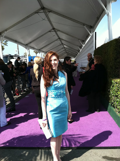 The Purple Carpet at the Indie Spirit Awards