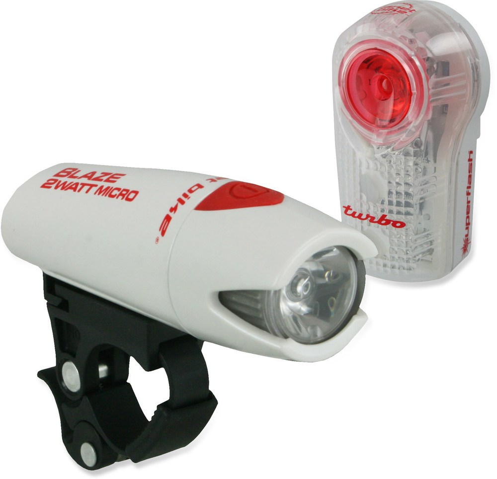 Planet Bike Blaze 2 Watt and Superflash Turbo ($52.95)