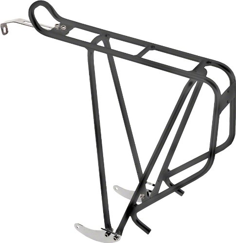 Light weight road and cross bike compatible  Rack