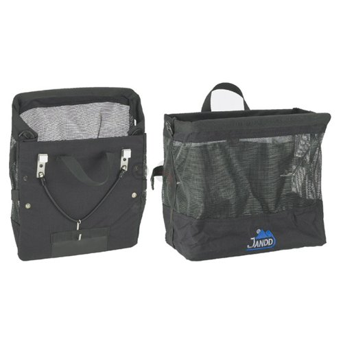 Foldable and light weight panniers
