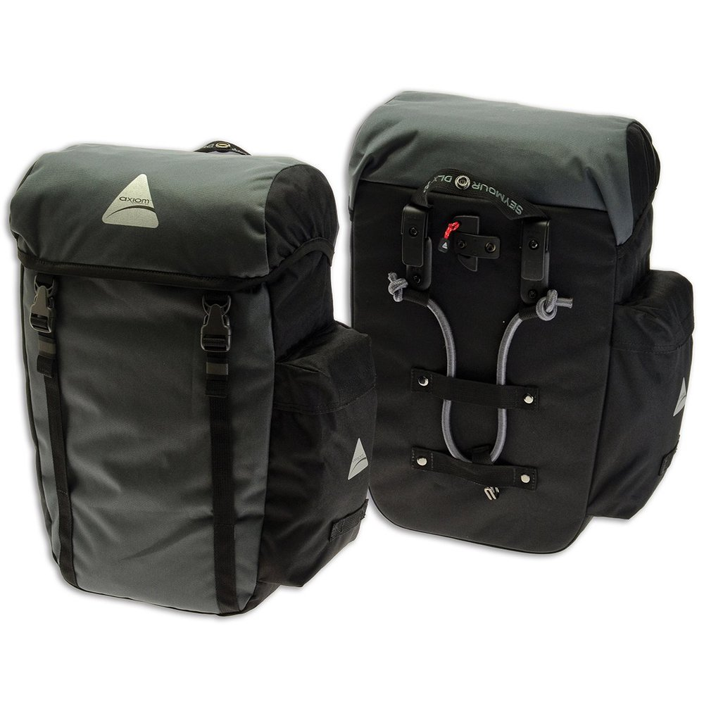 Inexpensive, rugged, waterproof panniers
