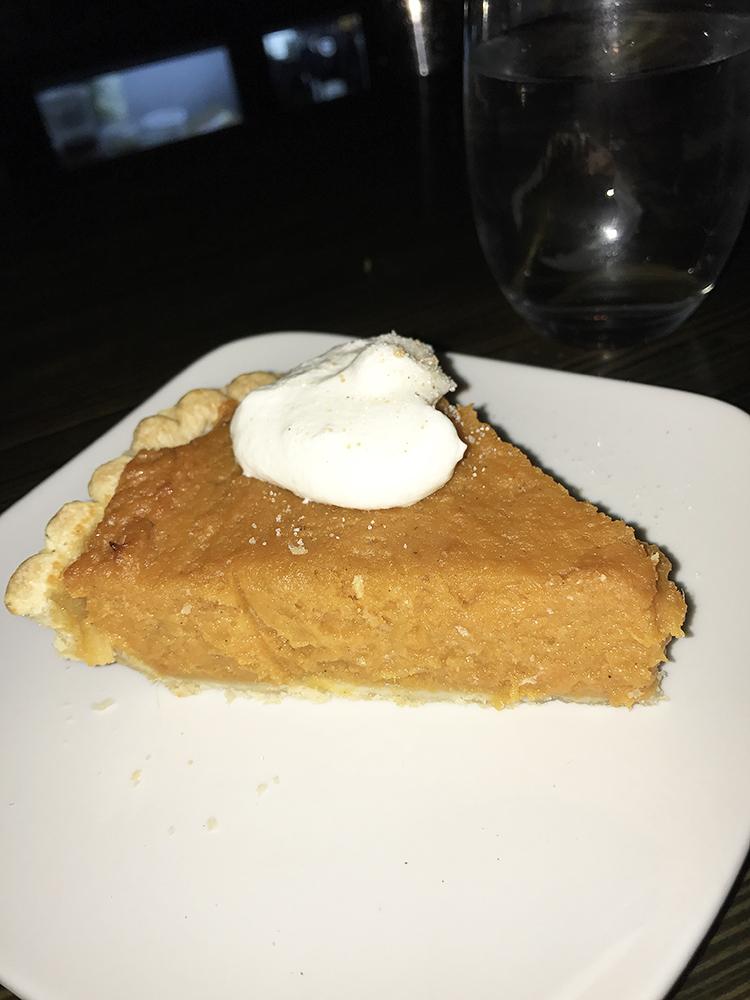 Savannah Blue - Sweet Potato Pie