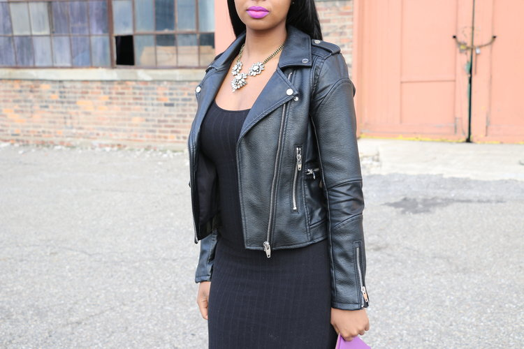 Leather Lovin' - How To Dress In Style With A Leather Jacket