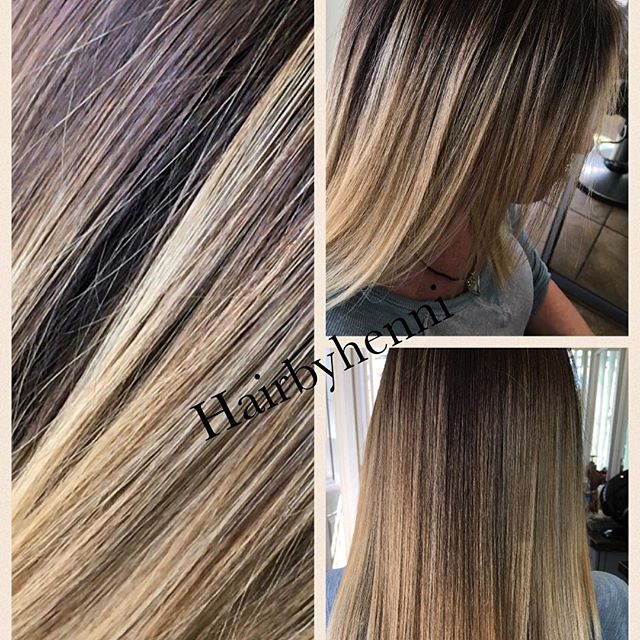 Fantastic Brazilian blowout by Henni! #brazilianblowout #hairbyhenni #hairconcept2000 #americansalon #nofrizz #woodlandhills