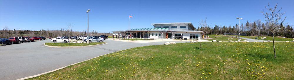 Precedent building in the Halifax Area.