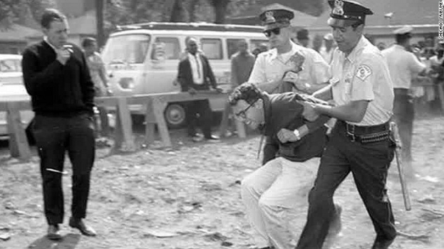 Bernie in 1963