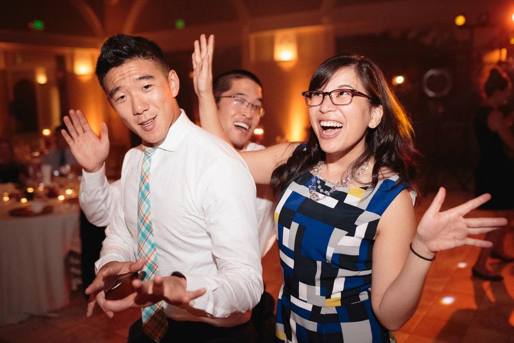 The Wedding Dance Floor