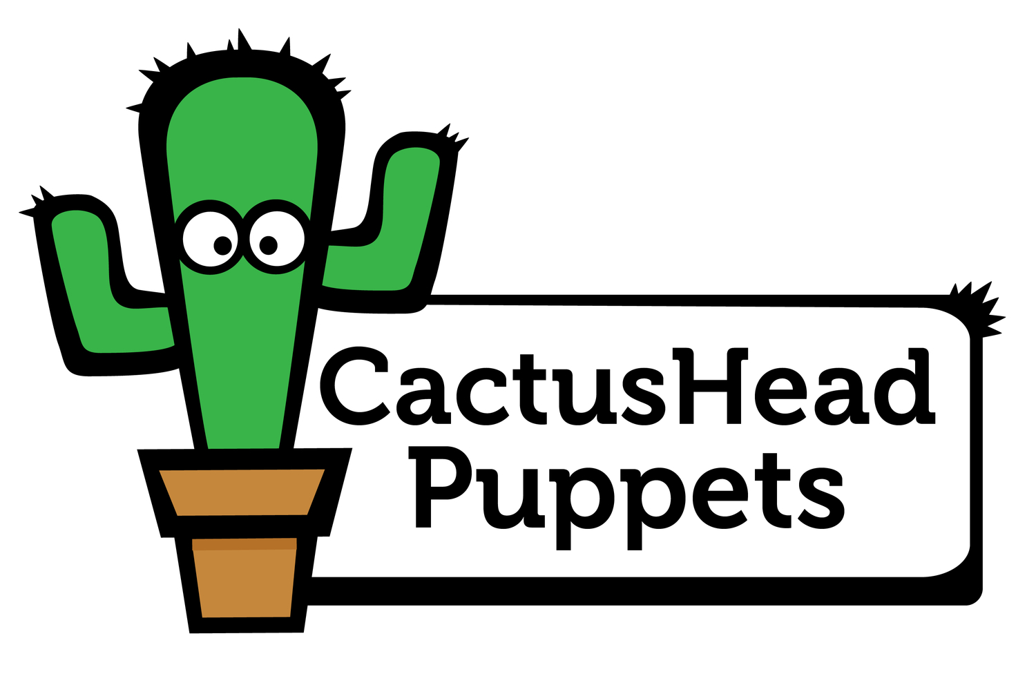 CactusHead Puppets