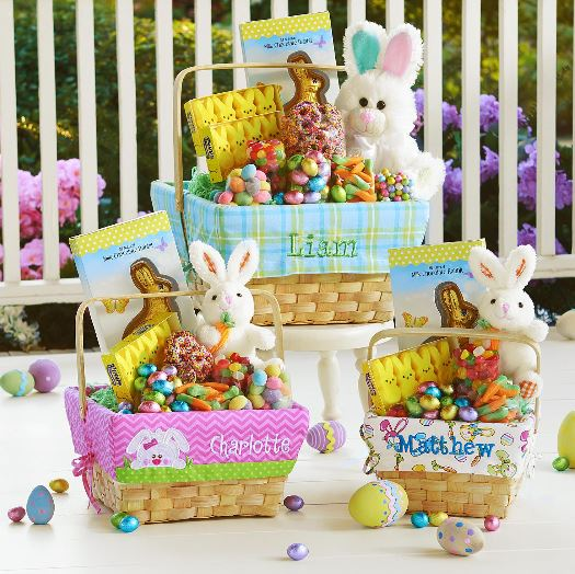 Personal Creations Easter Baskets