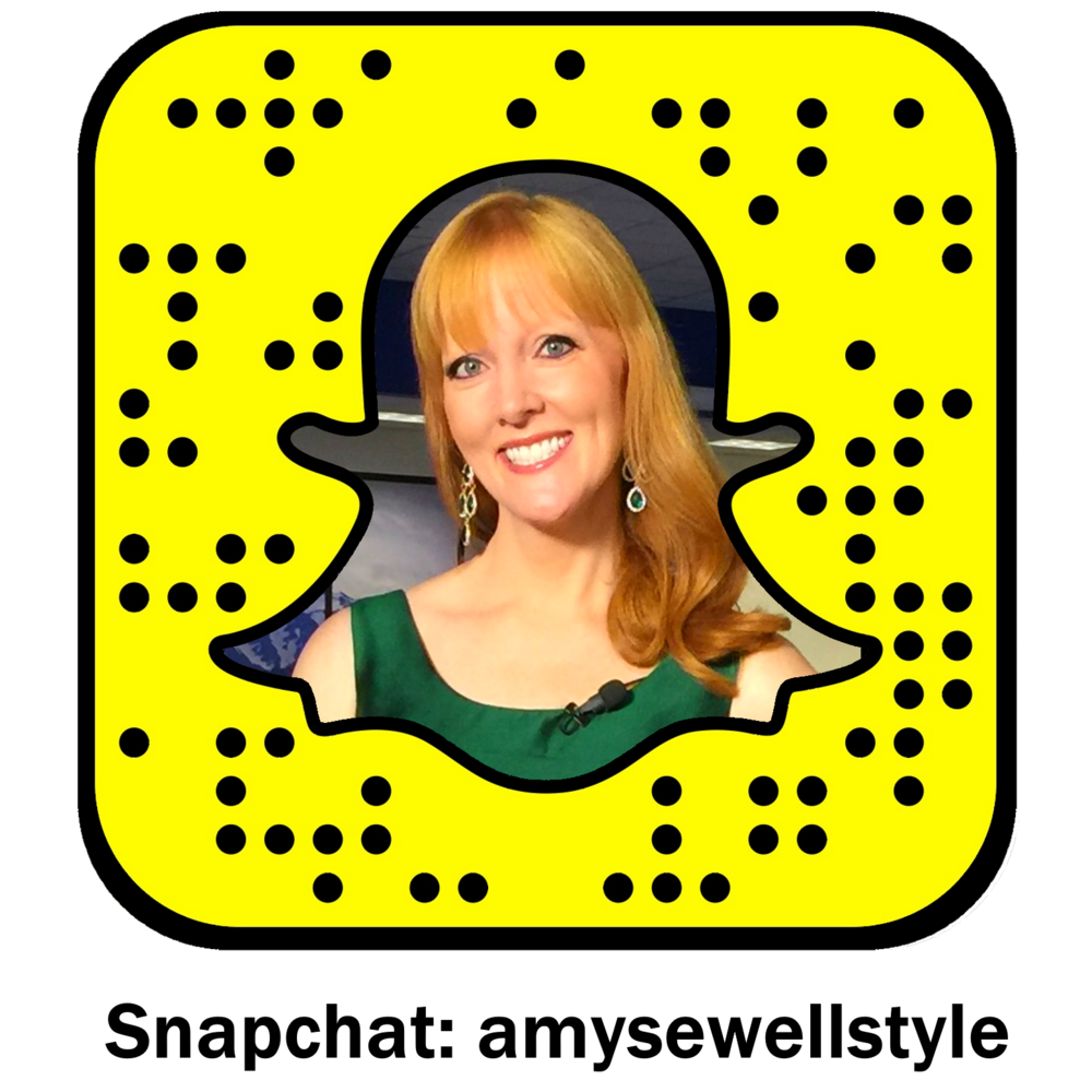 Amy Sewell on Snapchat @amysewellstyle