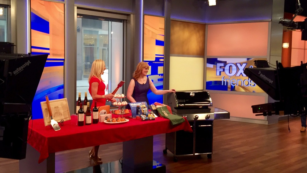 "Amy Sewell on ""FOX & Friends"""