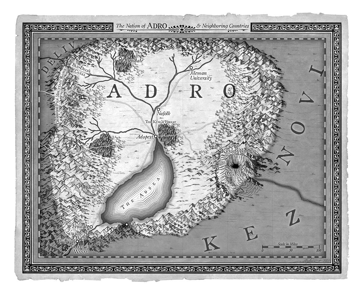 Adro Crimson Campaign