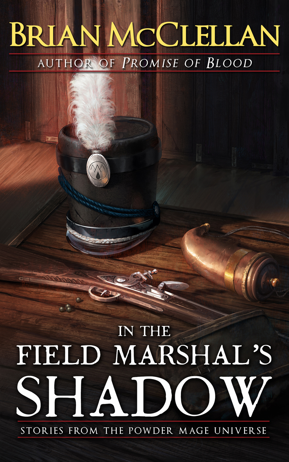 Commissioning powder mage cover art in the field marshals shadow fandeluxe Image collections
