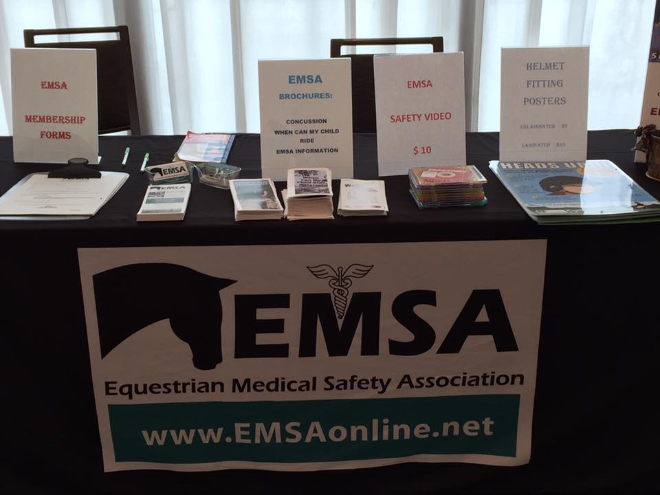 I recently attended the USEA Convention in Fort Lauderdale, FL on behalf of the EMSA.