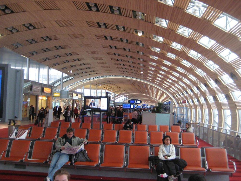 Charles de Gaulle Airport, Paris, 2010's