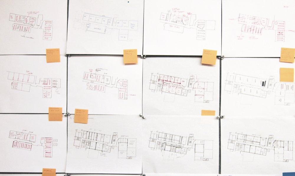 DAAP Studio Redesign -