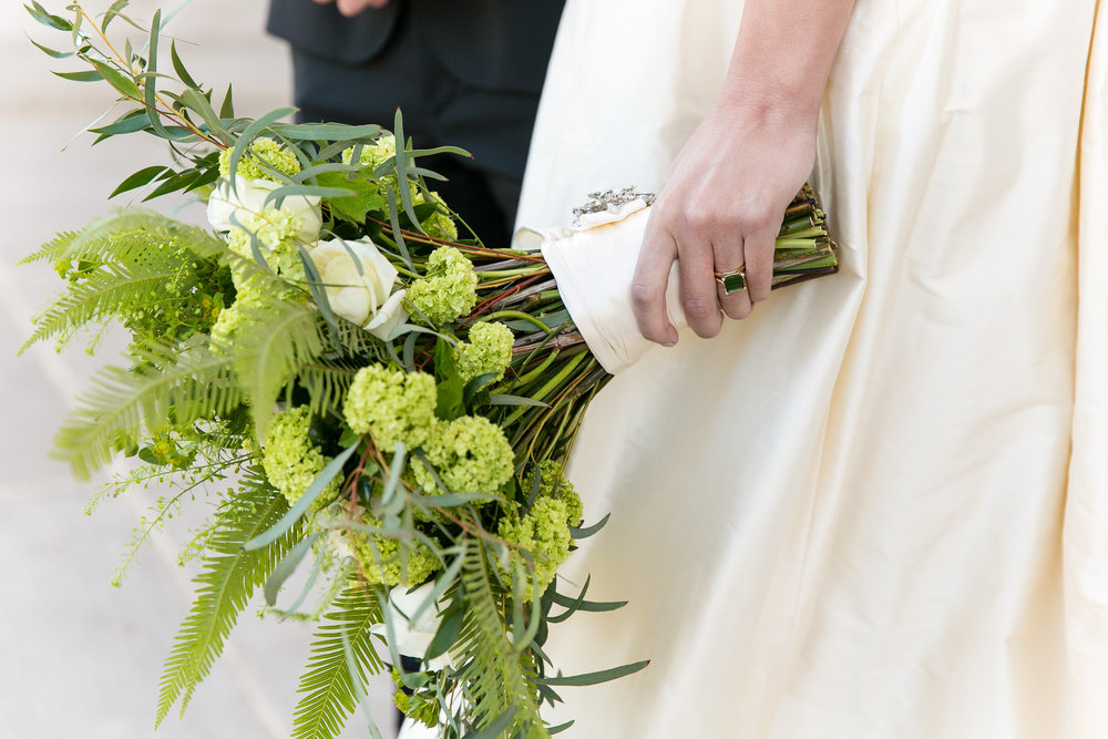 Clover Events | Emerald & Gold Wedding | Photos by Emilia Jane