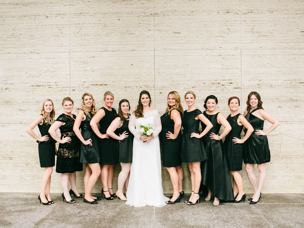 Clover Events | Traditional & Timeless Wedding | Ashley Bosnick Photography