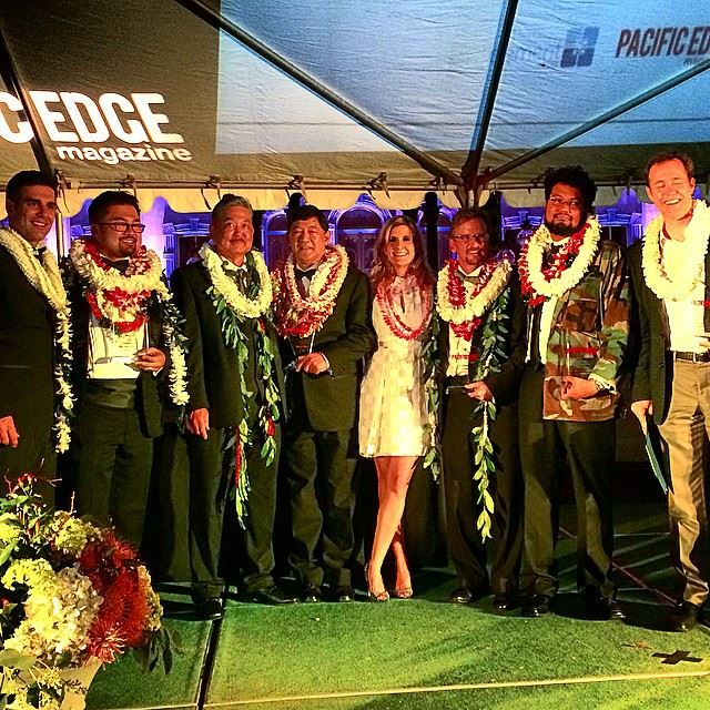 2014 Pacific Edge Magazine Award Winners
