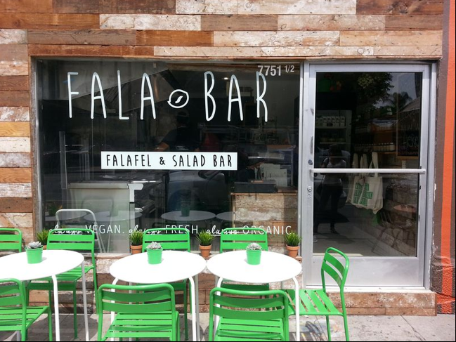 The new FALA BAR in Los Angeles