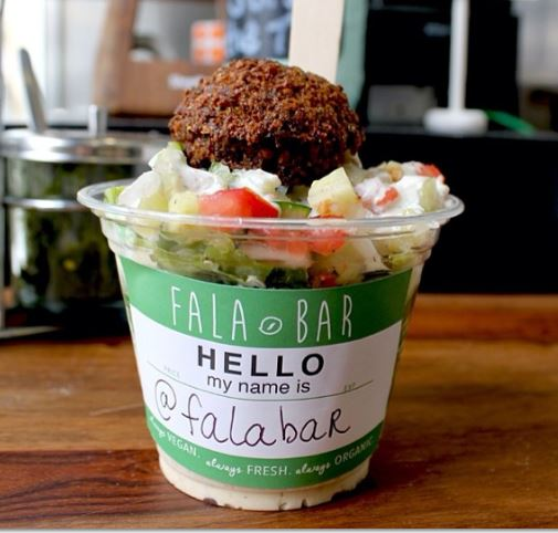 Fala Bar serves made-to-order takeout and grab n'go