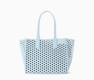 Perforated Mini Shopper
