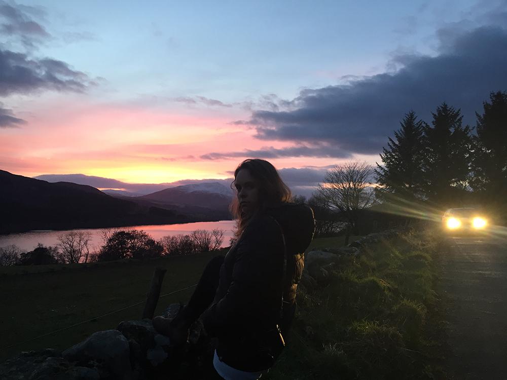 in Scotland (Bonnie Saporetti)