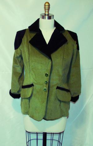 The boyfriend jacket.