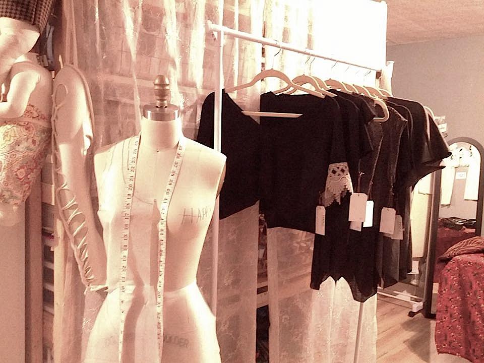 HAIKU. Eco-fashion for mindful living by Nina Winter.