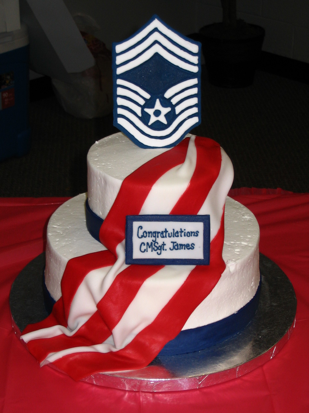 Chief Flag Cake.JPG