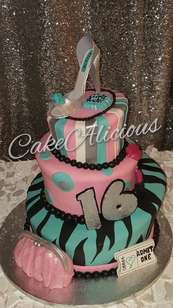Yannie S Cake Design Studio Valencia : Birthday Cakes   CakeAlicious