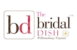 CakeAlicious is a location for The Bridal Dish Williamsburg! Click emblem above to visit website!