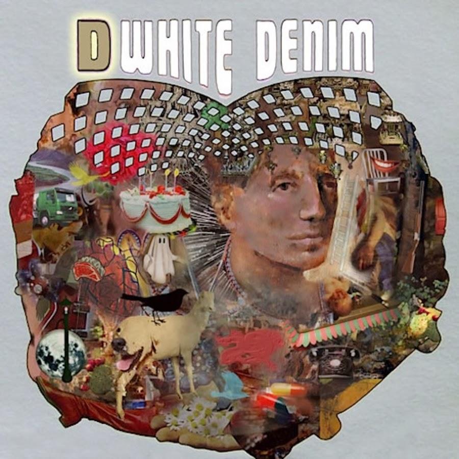 WHITE DENIM : D