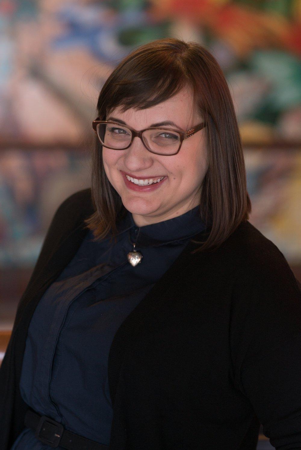 Kylene Spade, Associate Editor