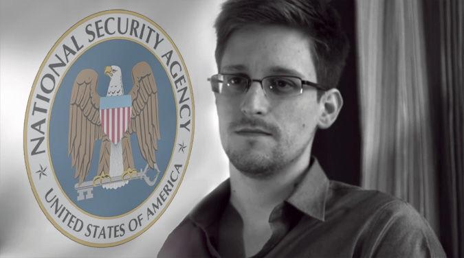 Edward Snowden- NSA Whistleblower