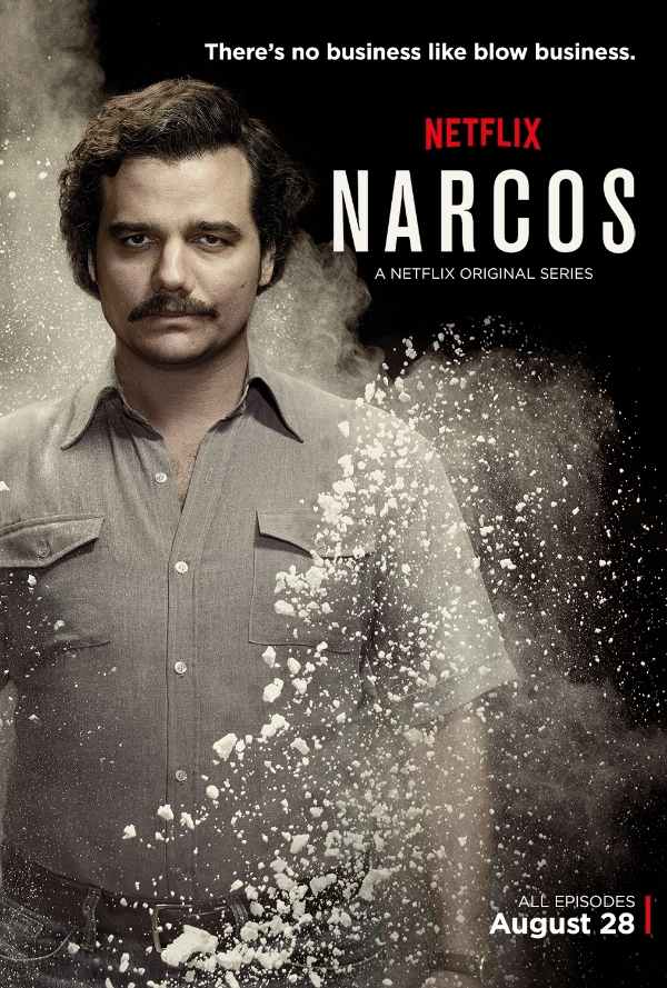 Wathc Narcos exclusively on Netflix