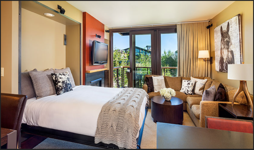 Comfortable, accommodating rooms with a beautiful view at a discounted rate!