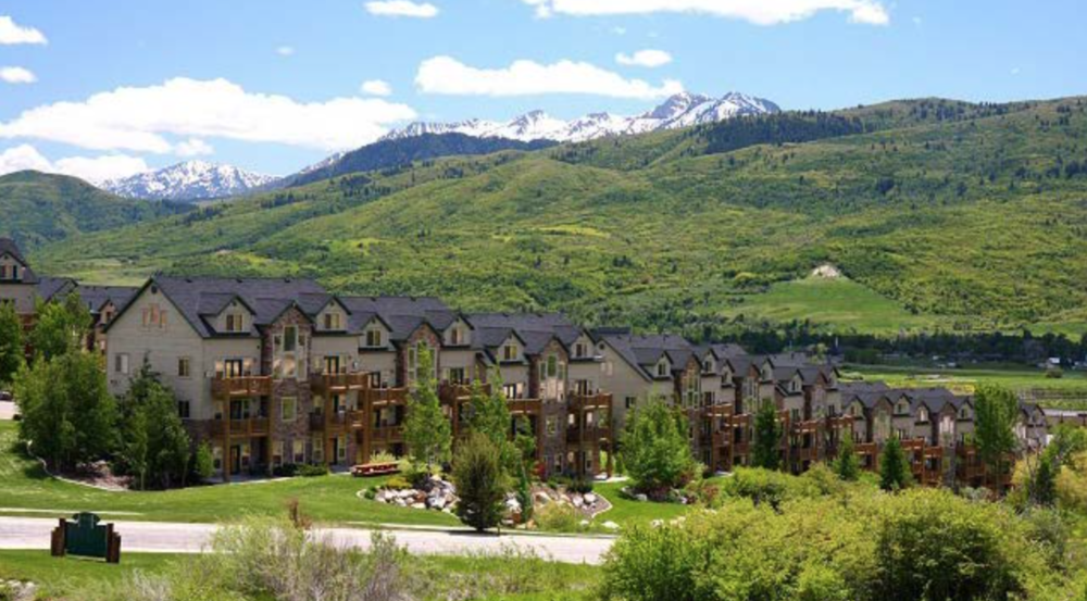 Your condo or townhouse located in the beautiful valley of Eden, UT.