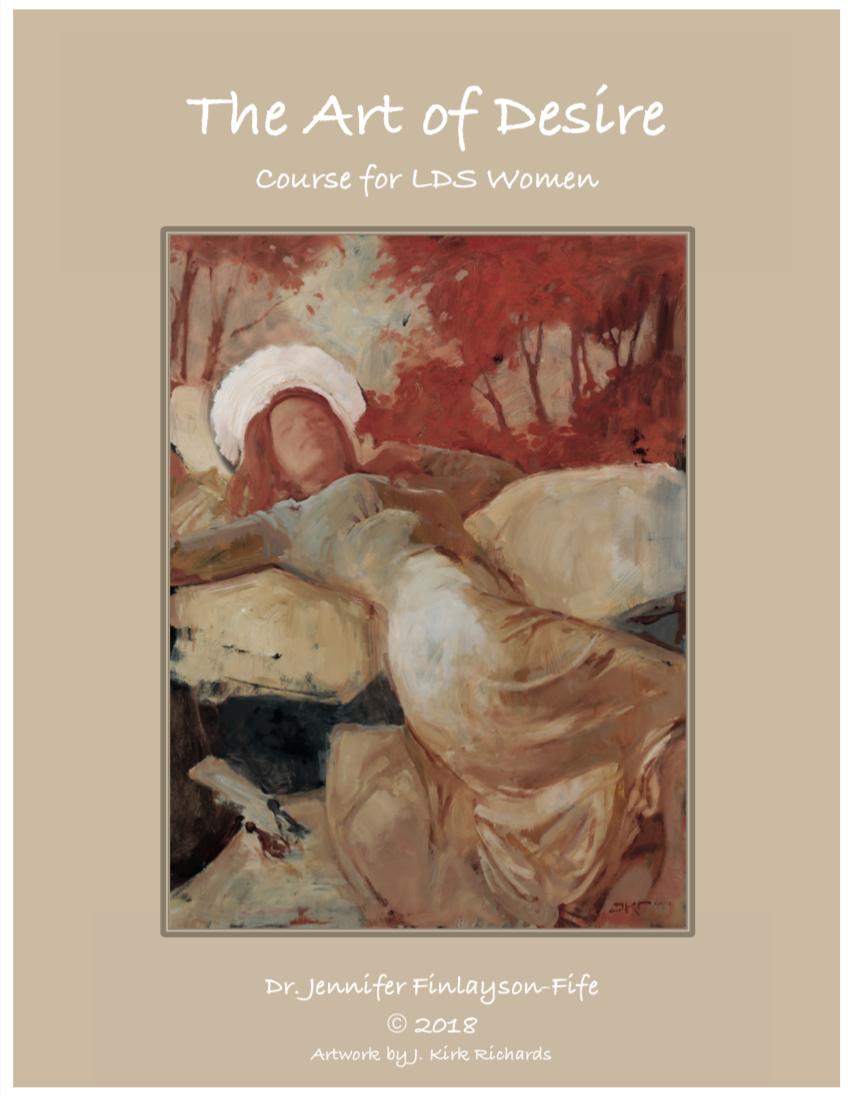 """Booklet cover artwork by J.Kirk Richards, """"Goddess Awakening""""."""