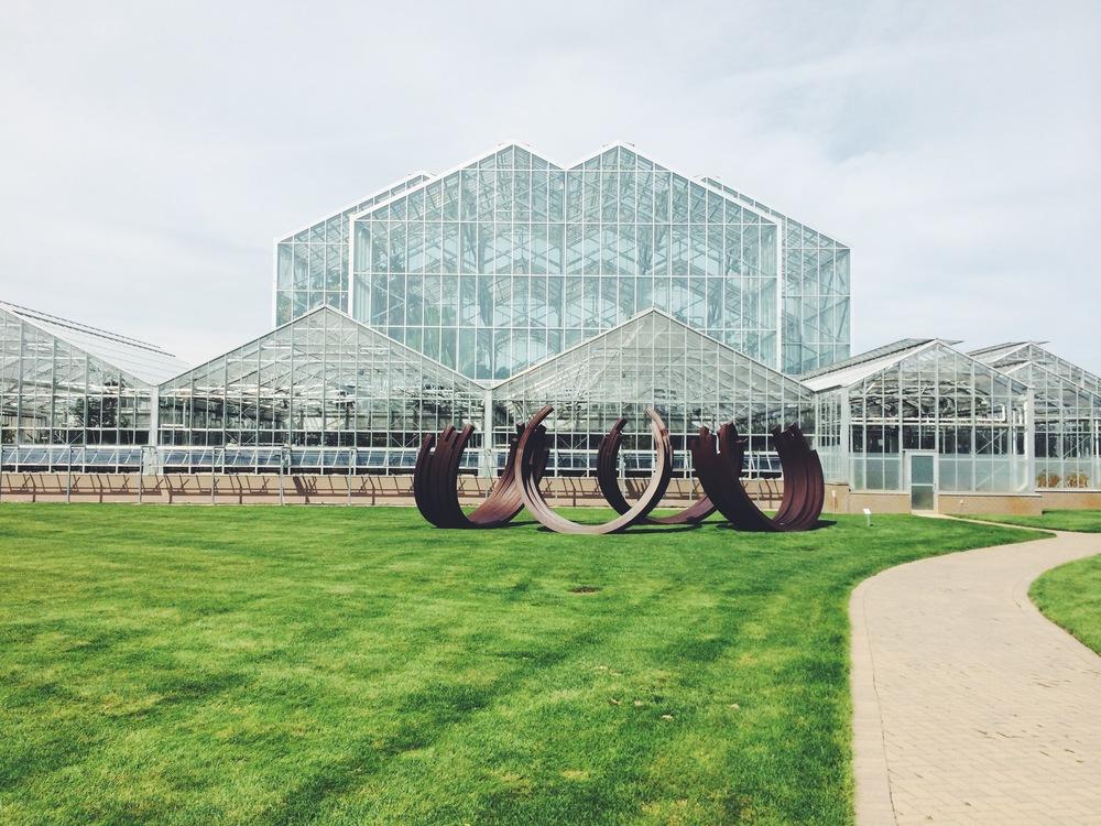 Frederik Meijer Gardens & Sculpture Park