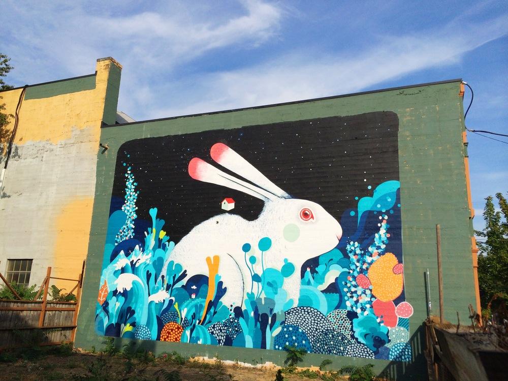 art on alberta street