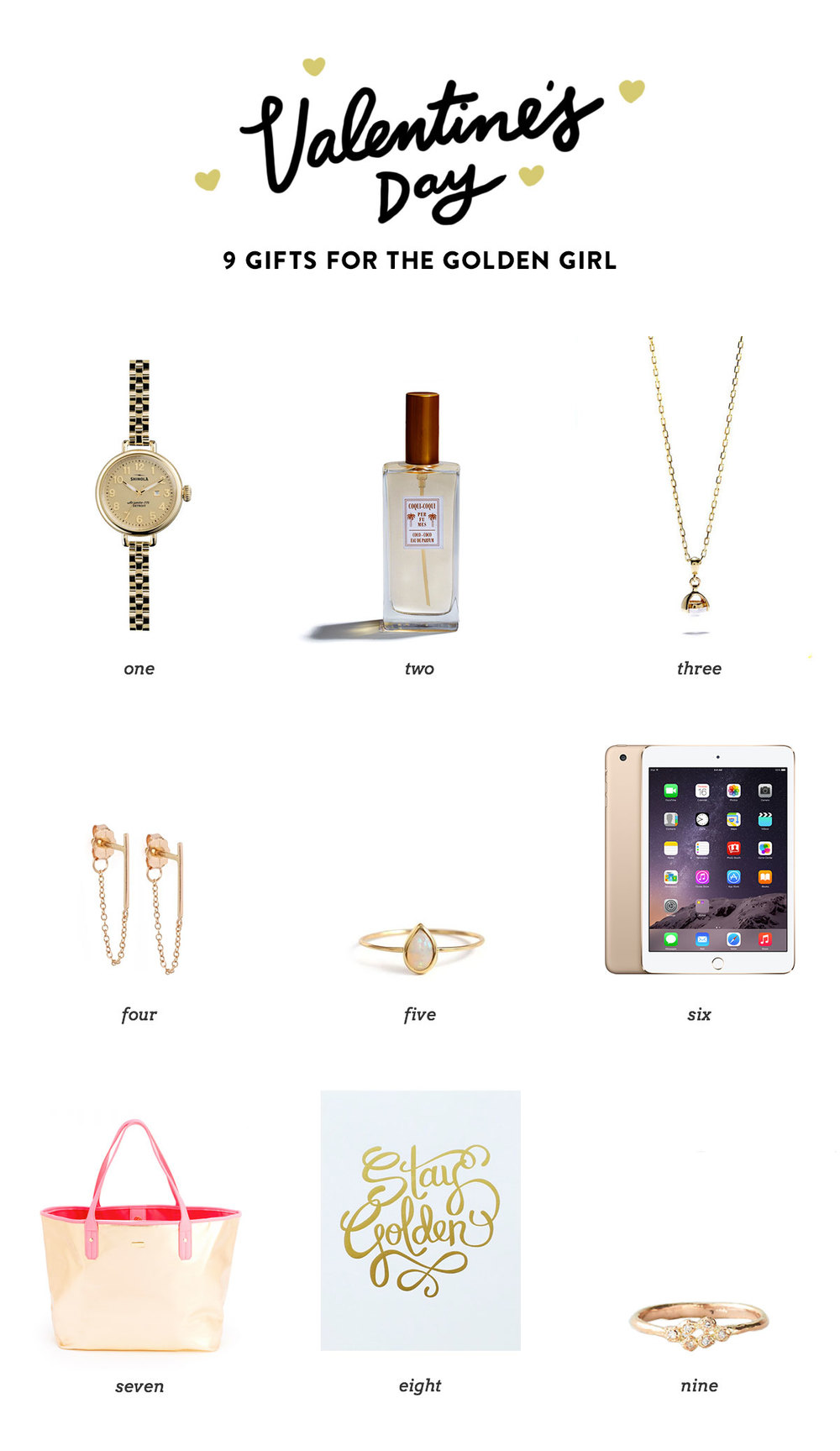 Valentine's Day: 9 Gifts For The Golden Girl