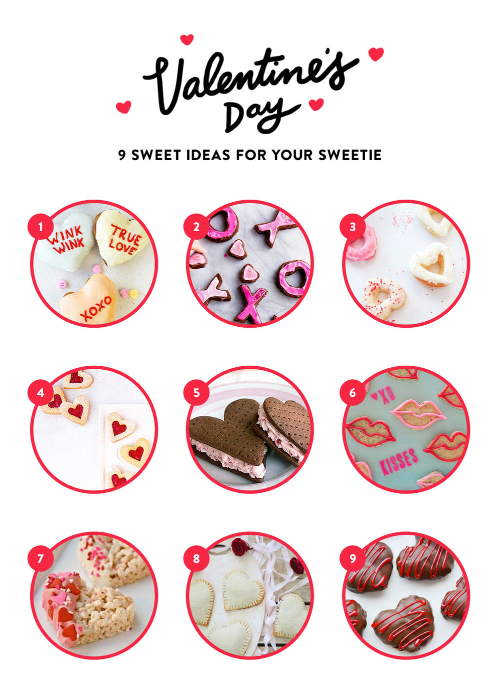 Valentine's Day: 9 Sweet Ideas For Your Sweetie