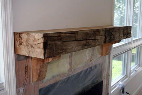 Raw Wood Block Wall Shelf / Herman Furniture Singapore