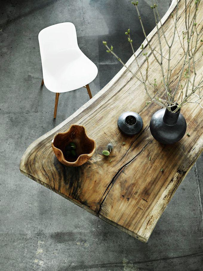 Suar Wood Dining Table Furniture / Herman Furniture Singapore
